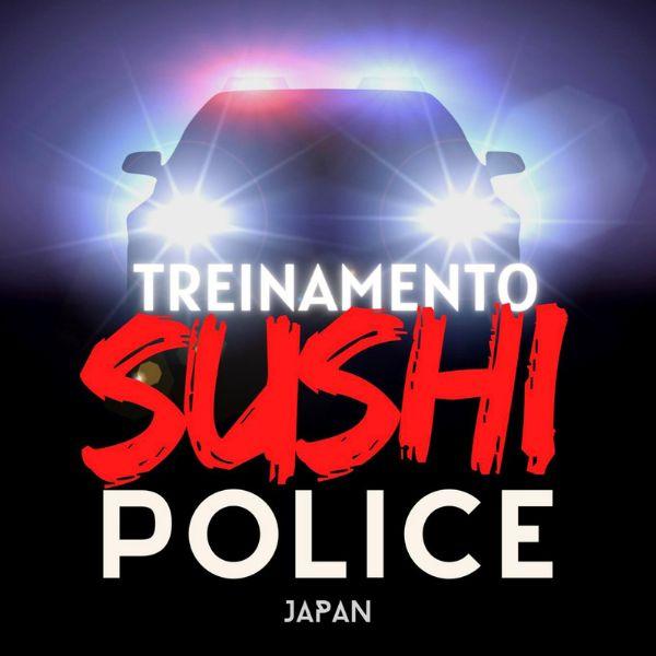 Imagem principal do produto Curso Internacional de Sushi - Treinamento Sushi Police - Cheff Ricardo Juneck
