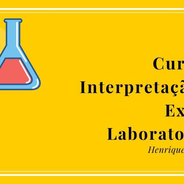 Imagem principal do produto Curso De Interpretação De Exames Laboratoriais