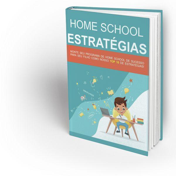 Imagem principal do produto Home School Estratégias [Escola em Casa]