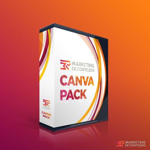 Imagem principal do produto CANVA PACK 2.1