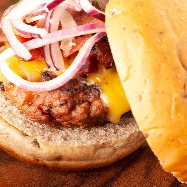 Imagem principal do produto EUA - O lanche que é uma refeição.