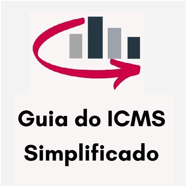 Imagem principal do produto Guia do ICMS Simplificado