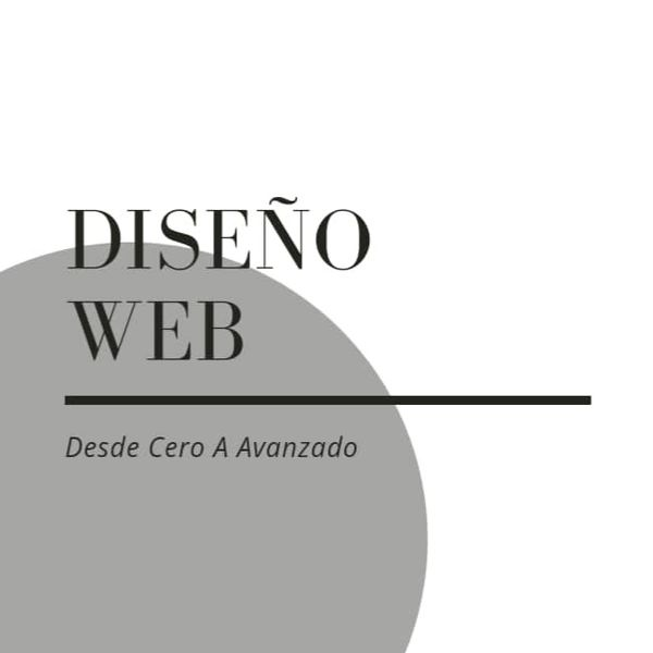 Imagem principal do produto Diseño Web Desde Cero A Avanzado