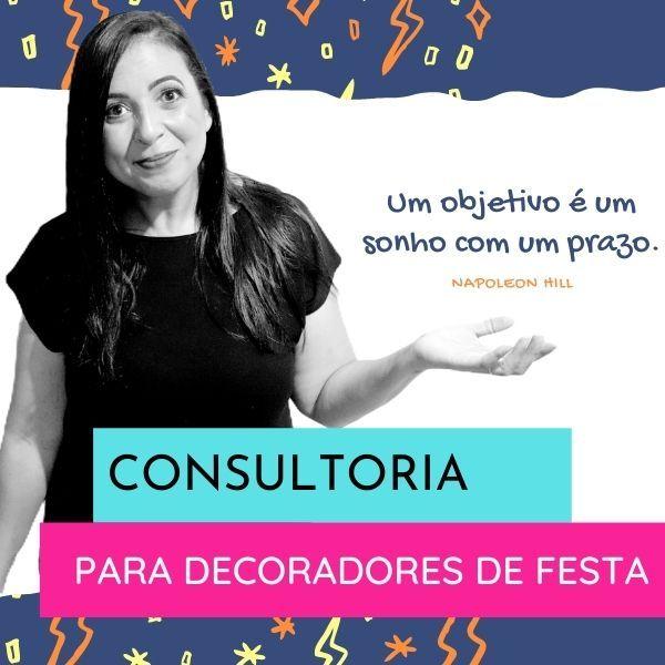 Imagem principal do produto Consultoria Cris Queiroz - Casa 3 Atelie