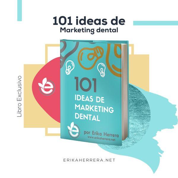 Imagem principal do produto 101 Ideas De Marketing Dental