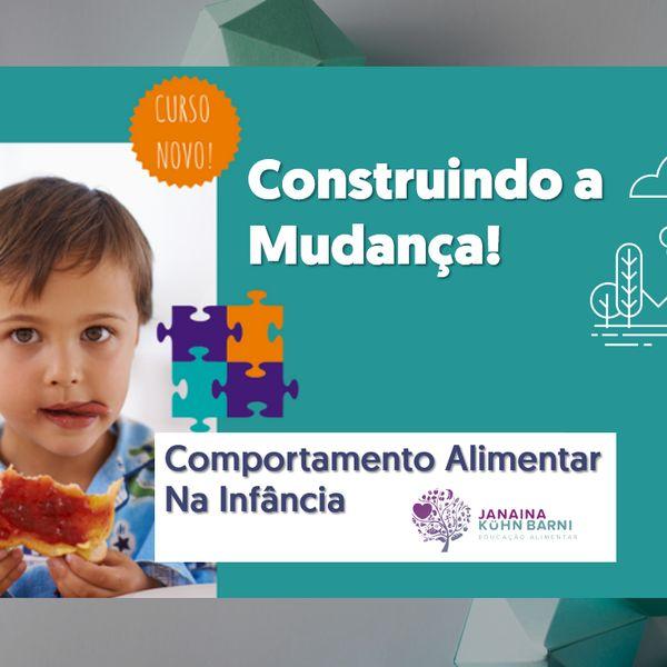 Imagem principal do produto Curso Novo - Construindo a Mudança!