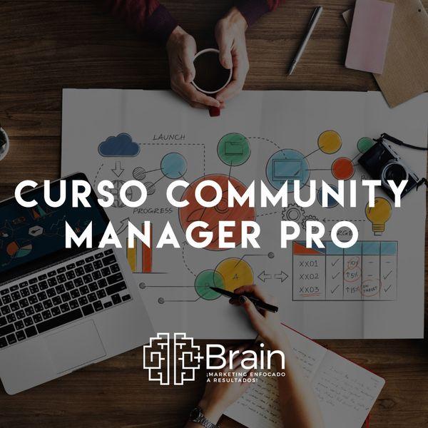 Imagem principal do produto Curso Community Manager Pro