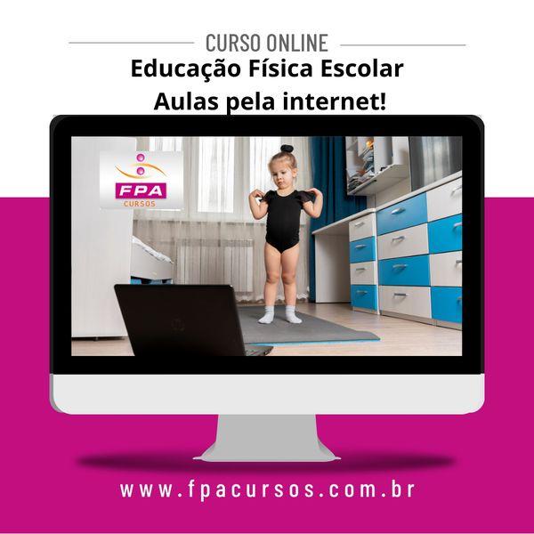 Imagem principal do produto Educação Física Escolar ( 3 horas) - Aulas pela Internet - Me José Paulo Moraes e Esp. Bianca Zorzan