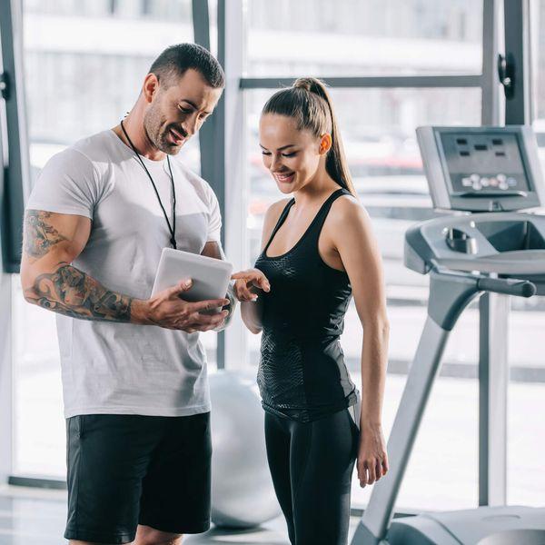 Imagem principal do produto Dicas Fitness Para Iniciantes 2.0