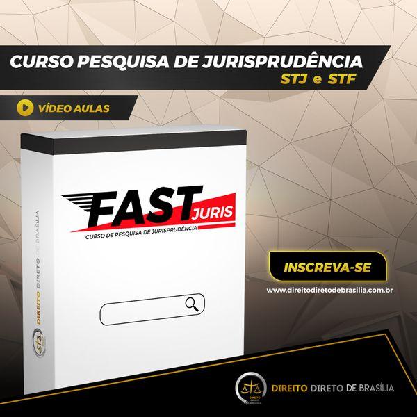 Imagem principal do produto Fast Juris - Pesquisa de Jurisprudência Avançada STJ e STF