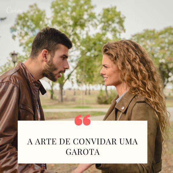 Imagem principal do produto A ARTE DE CONVIDAR  UMA GAROTA