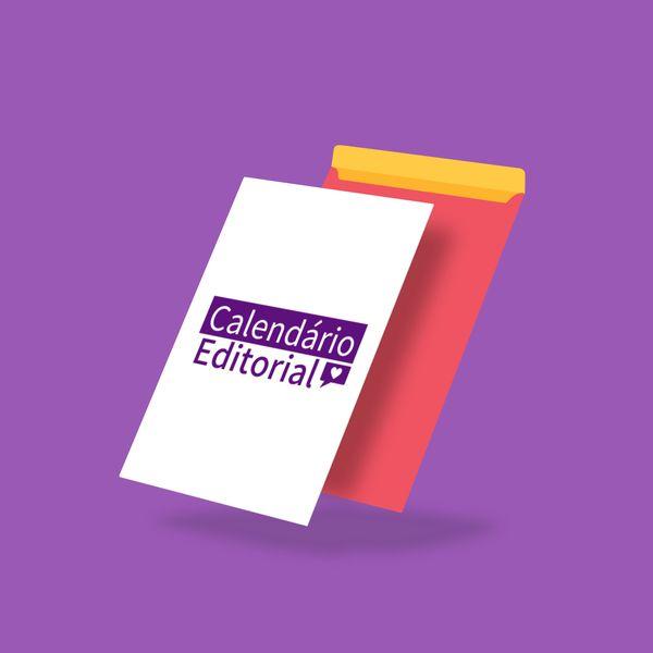 Imagem principal do produto Calendário Editorial