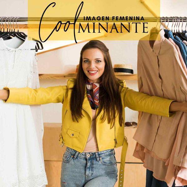 """Imagem principal do produto """"CoolMinante"""" Imagen Feminina"""