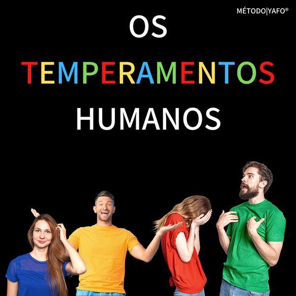 Imagem principal do produto MASTERCLASS: OS TEMPERAMENTOS HUMANOS