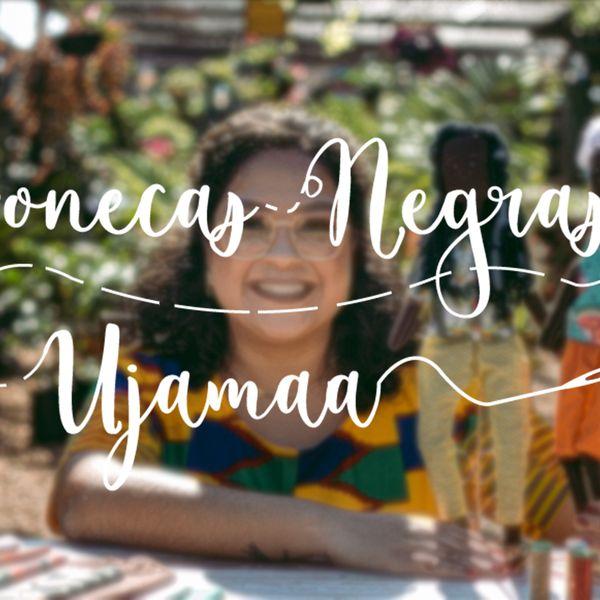 Imagem principal do produto Bonecas Negras Ujamaa