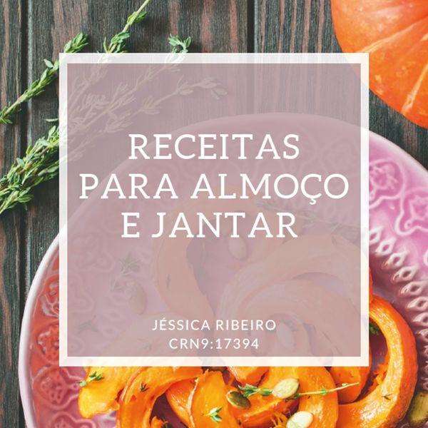 Imagem principal do produto E-book Principais Refeições