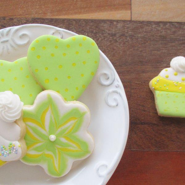 Imagem principal do produto Curso Elaboração e Arte dos Biscoitos Decorados