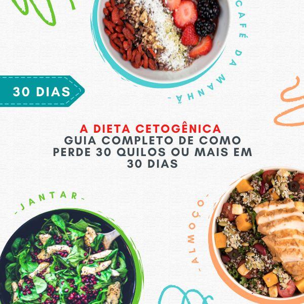 Imagem principal do produto A dieta Cetogênica