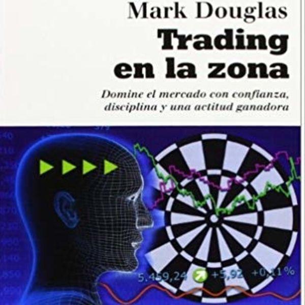 Imagem principal do produto audiolibro ZONA DE TRADING - Mark Douglas