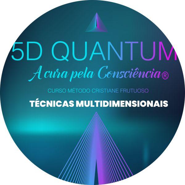 Imagem principal do produto Formação Terapeuta 5D Quantum -A cura pela consciência -Técnicas Multidimensionais ®