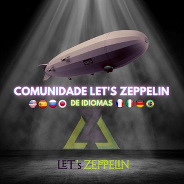 Imagem principal do produto Comunidade Let's Zeppelin