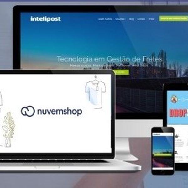 Imagem principal do produto Como fazer site e-commerce (loja de roupas, tênis, joias, games e tec...)