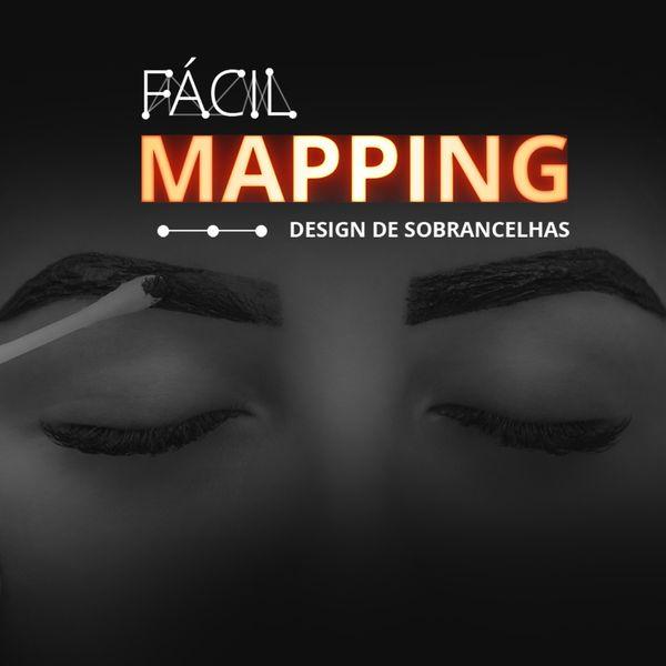 Imagem principal do produto FÁCIL MAPPING - SOBRANCELHAS