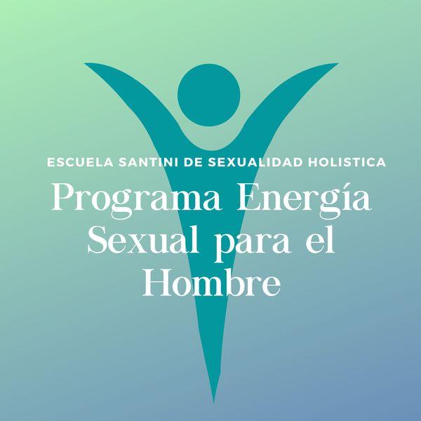 Imagem principal do produto Programa de Energía Sexual para el Hombre
