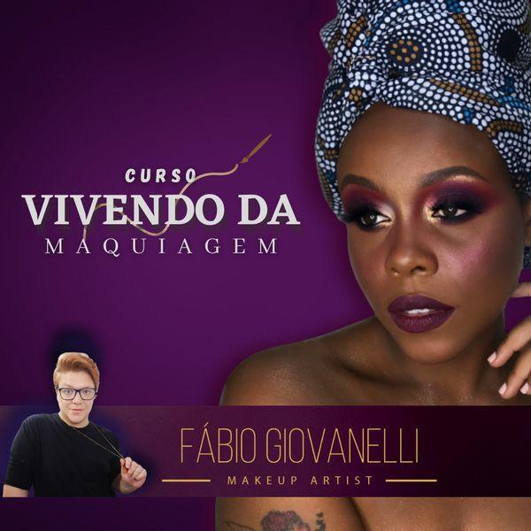 Imagem principal do produto VIVENDO DA MAQUIAGEM