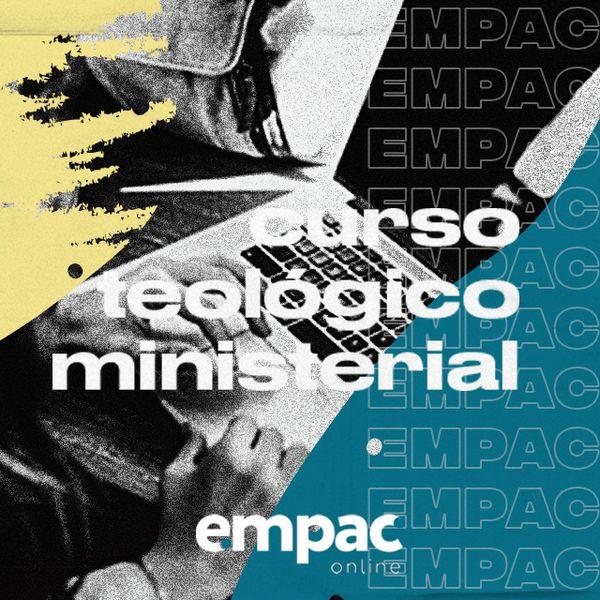 Imagem principal do produto Curso Teológico Ministerial da EMPAC (TM2/21)