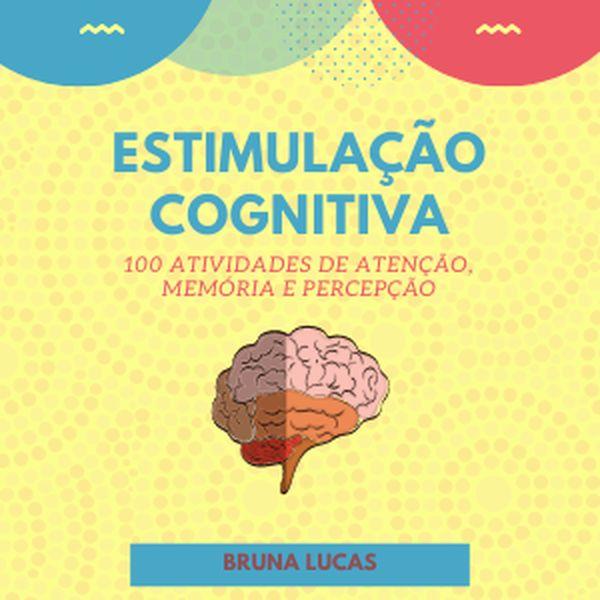 Imagem principal do produto EBOOK ESTIMULAÇÃO COGNITIVA
