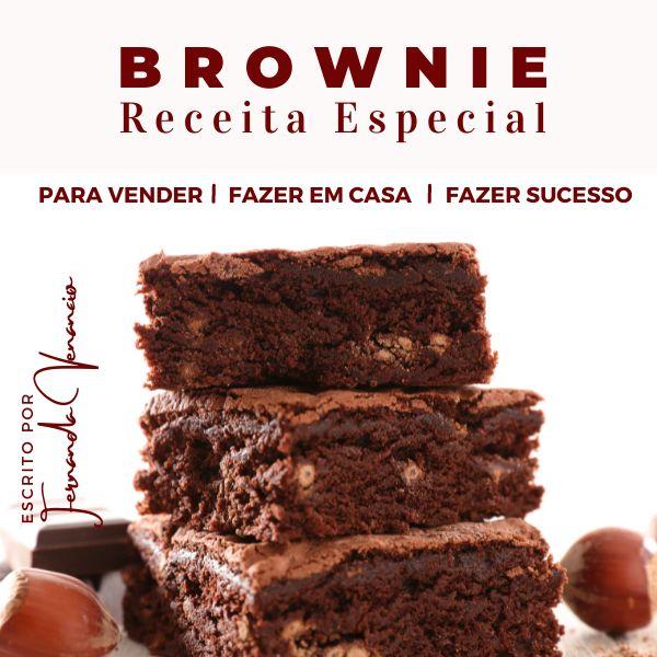 Imagem principal do produto O Brownie Perfeito