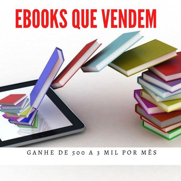 Imagem principal do produto Ebooks que vendem