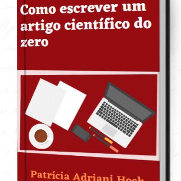 Imagem principal do produto COMO ESCREVER UM ARTIGO CIENTÍFICO DO ZERO