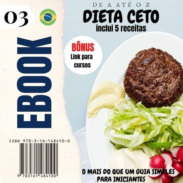 Imagem principal do produto Dieta ceto: de A a Z