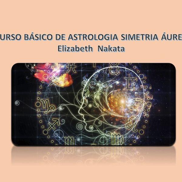 Imagem principal do produto ASTROLOGIA - CURSO BÁSICO