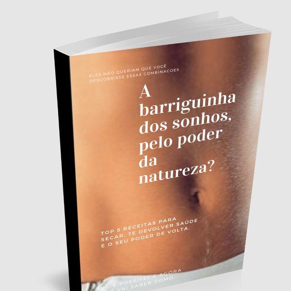Imagem principal do produto Barriguinha dos sonhos pelo poder da natureza?