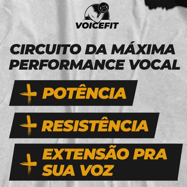 Imagem principal do produto Circuito da Máxima Performance Vocal