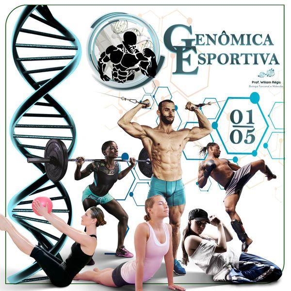 Imagem principal do produto Genômica Esportiva