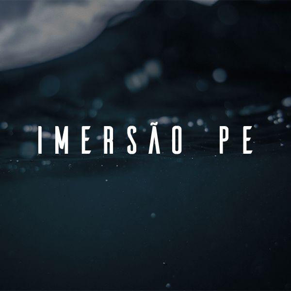 Imagem principal do produto Imersão P|E