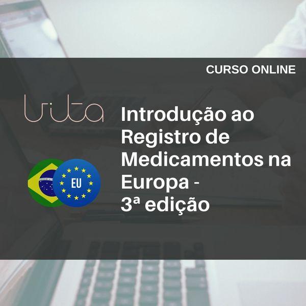 Imagem principal do produto Introdução ao Registro de Medicamentos na Europa - 3ª edição