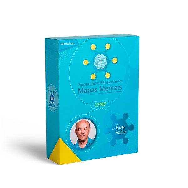 Imagem principal do produto Curso - Mapas Mentais - Preparação e Planejamento