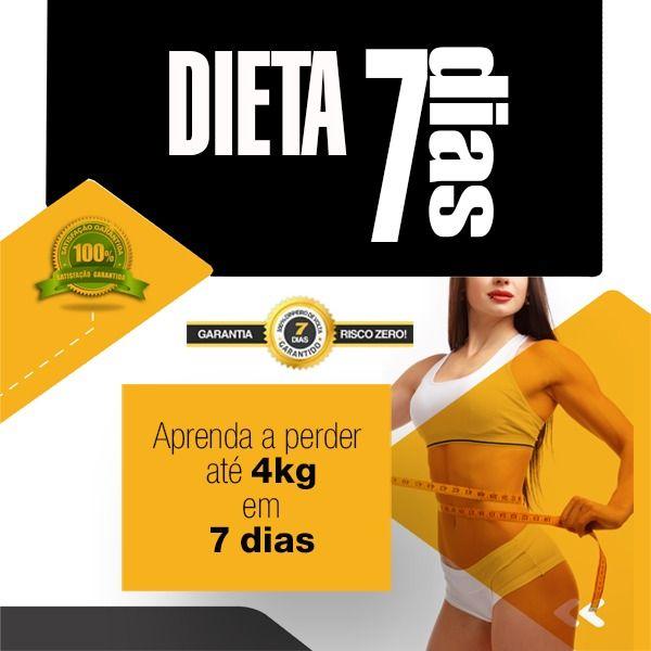 Dieta para emagrecer 2kg em uma semana