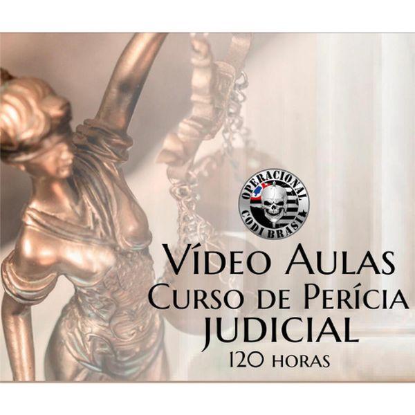 Imagem principal do produto Curso de Perícia Judicial