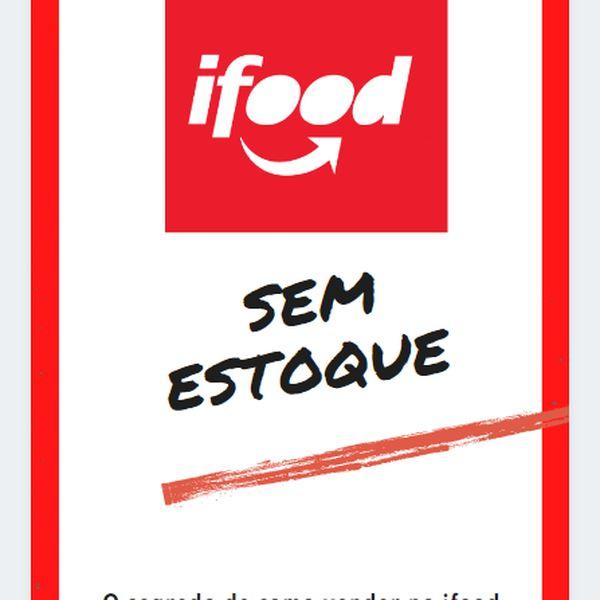 Imagem principal do produto ifood sem estoque