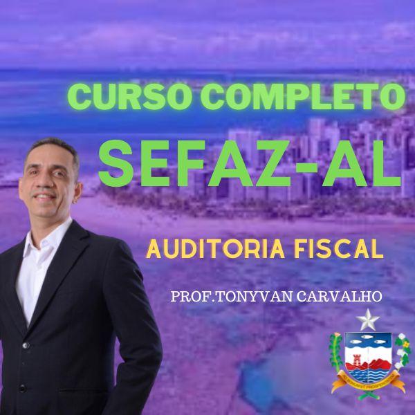 Imagem principal do produto Auditoria Fiscal para SEFAZ-AL (Auditor Fiscal)