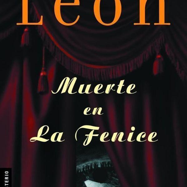 Imagem principal do produto Audiolibro Muerte en La Fenice