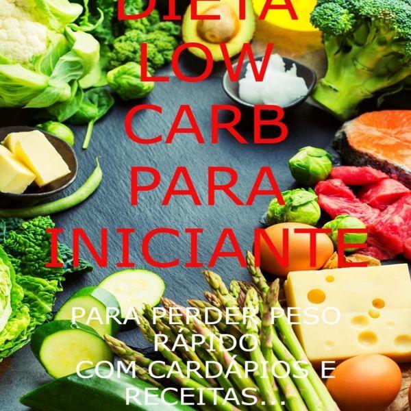 Imagem principal do produto Dieta Low Carb