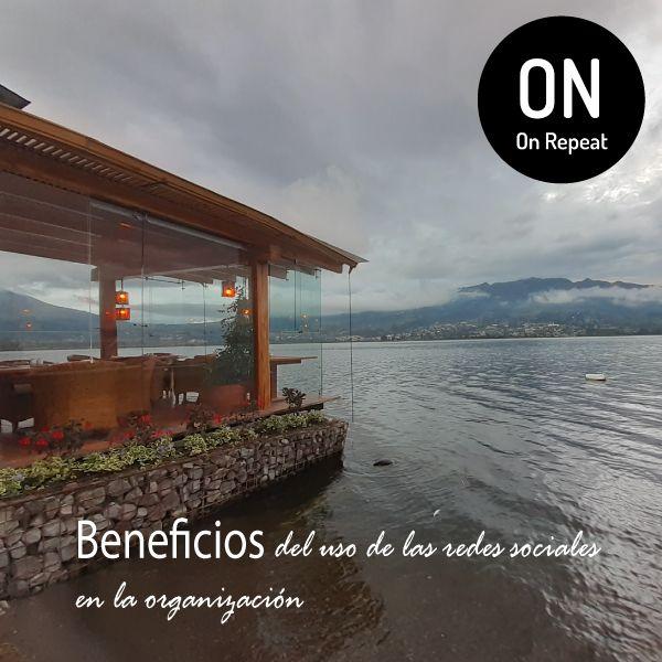 Imagem principal do produto BENEFICIO DEL USO DE LAS REDES SOCIALES EN LA ORGANIZACIÓN