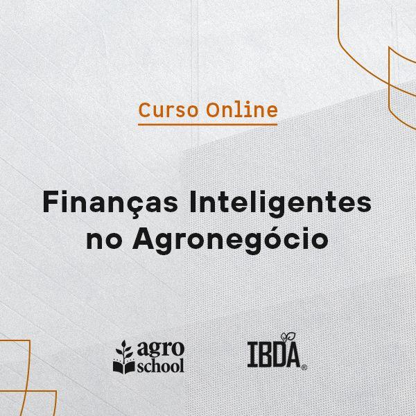 Imagem principal do produto Finanças Inteligentes no Agronegócio